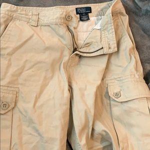 Boys Polo cargo Shorts